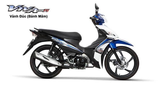 Suzuki Viva 115 Fi 2020.