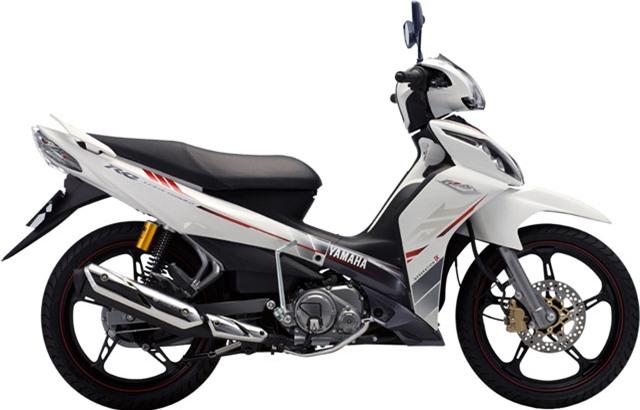 Yamaha Jupiter Fi 2020.