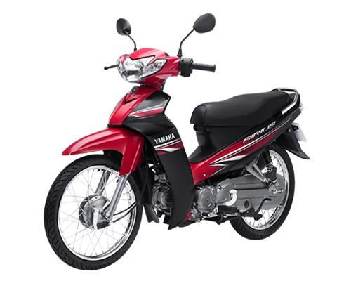 Yamaha Sirius 2020.