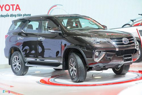 6 xe SUV 7 chỗ đáng mua tại Việt Nam tầm giá dưới 1 tỷ đồng