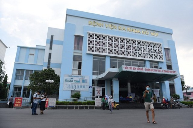 TP.HCM: Cách chức giám đốc bệnh viện quận Gò Vấp
