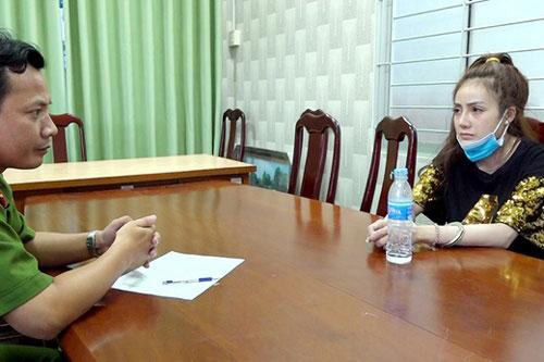 Kiên Giang: Hot girl ôm gần 4kg ma túy tổng hợp từ Campuchia về Việt Nam