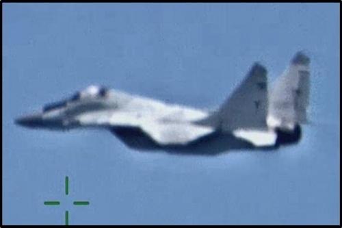 Tiêm kích MiG-29 vừa được Nga đưa tới Libya nhằm hỗ trợ LNA. Ảnh: Avia-pro.