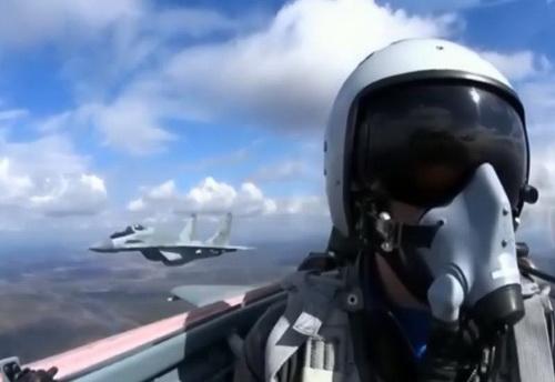 Phi công Syria đã làm chủ các tiêm kích MiG-29 do Nga cung cấp. Ảnh: Topwar.