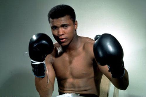 4. Muhammad Ali (Mỹ - Thắng 56, hòa 5, thua 0).