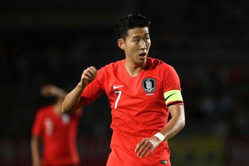 1. Son Heung-min (Hàn Quốc - Giá trị chuyển nhượng khoảng 64 triệu euro).