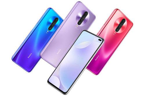 10. Xiaomi Redmi K30 5G (322.867 điểm).
