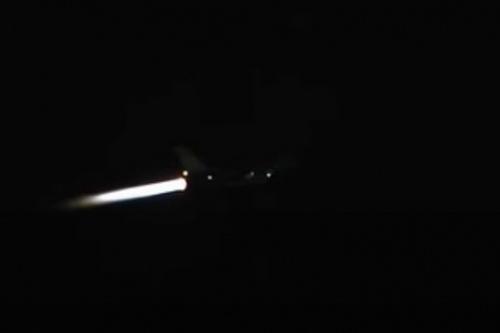 Tiêm kích Israel lại vừa thực hiện cuộc tấn công lãnh thổ Syria. Ảnh: Avia-pro.