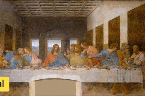 Khám phá sự thật ẩn sau 10 bức tranh nổi tiếng thế giới