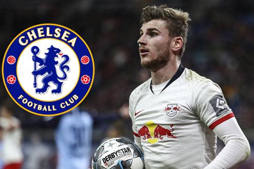 Chuyển nhượng: Vượt mặt Liverpool, Chelsea sắp sở hữu Timo Werner