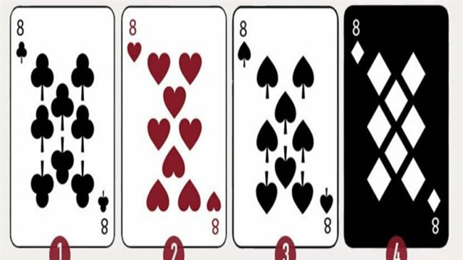Bạn chọn quân bài số mấy?