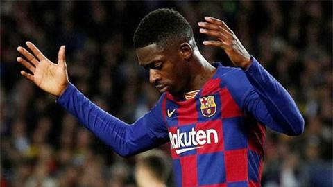 Dembele từ chối gia nhập Juventus