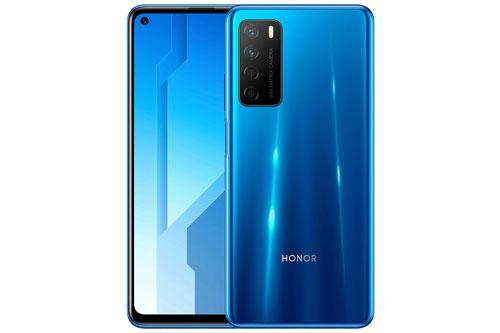 Honor Play 4 có khung viền được làm từ nhôm, 2 bề mặt bằng kính cường lực. Play 4 có số đo 170x78,5x8,9 mm, cân nặng 213 g.