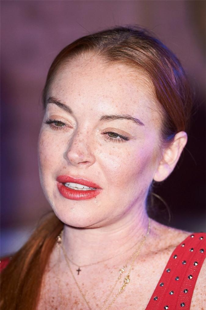 Lindsay Lohan - 'mỹ nữ nóng bỏng nhất thế giới' già nua không nhận ra ảnh 11