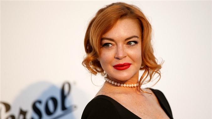 Lindsay Lohan - 'mỹ nữ nóng bỏng nhất thế giới' già nua không nhận ra ảnh 12