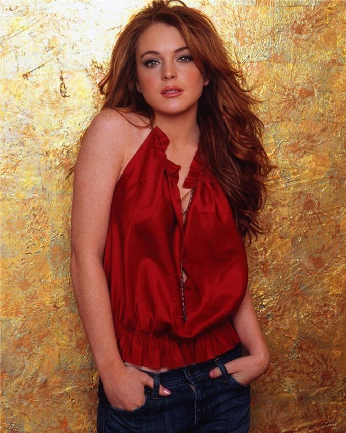 Lindsay Lohan - 'mỹ nữ nóng bỏng nhất thế giới' già nua không nhận ra ảnh 03