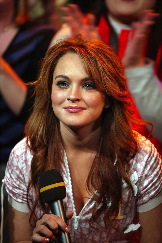 Lindsay Lohan - 'mỹ nữ nóng bỏng nhất thế giới' già nua không nhận ra ảnh 04