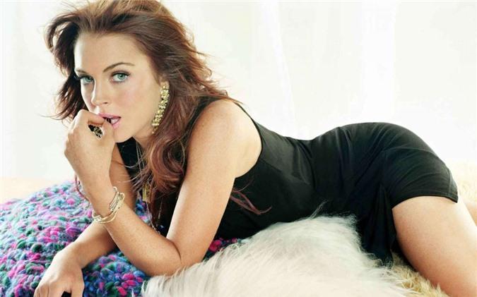 Lindsay Lohan - 'mỹ nữ nóng bỏng nhất thế giới' già nua không nhận ra ảnh 06