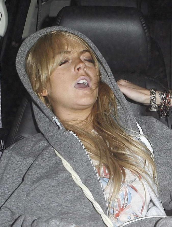 Lindsay Lohan - 'mỹ nữ nóng bỏng nhất thế giới' già nua không nhận ra ảnh 07