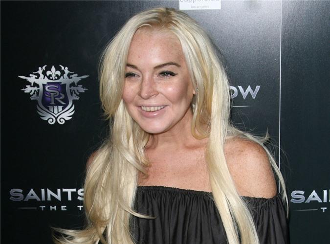Lindsay Lohan - 'mỹ nữ nóng bỏng nhất thế giới' già nua không nhận ra ảnh 09