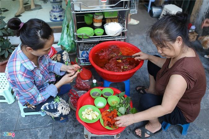 Món ăn giải nhiệt mùa hè của người Hà Nội ảnh 01