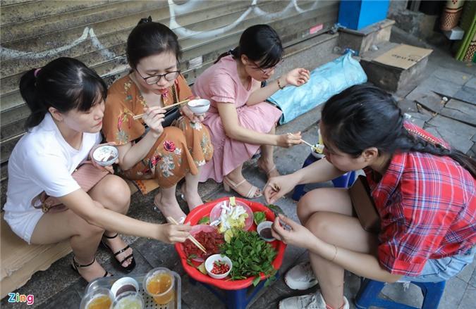 Món ăn giải nhiệt mùa hè của người Hà Nội ảnh 07