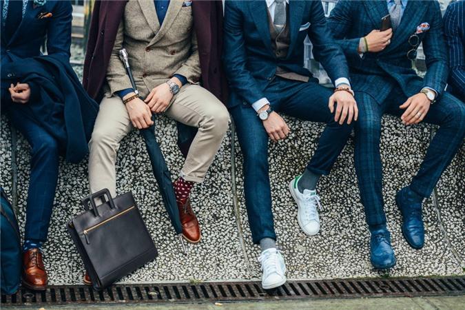Nam giới đi giày tây cùng suit thế nào mới đúng chuẩn? ảnh 01