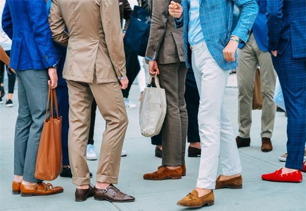 Nam giới đi giày tây cùng suit thế nào mới đúng chuẩn? ảnh 02