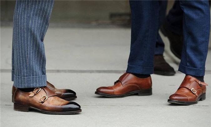 Nam giới đi giày tây cùng suit thế nào mới đúng chuẩn? ảnh 03