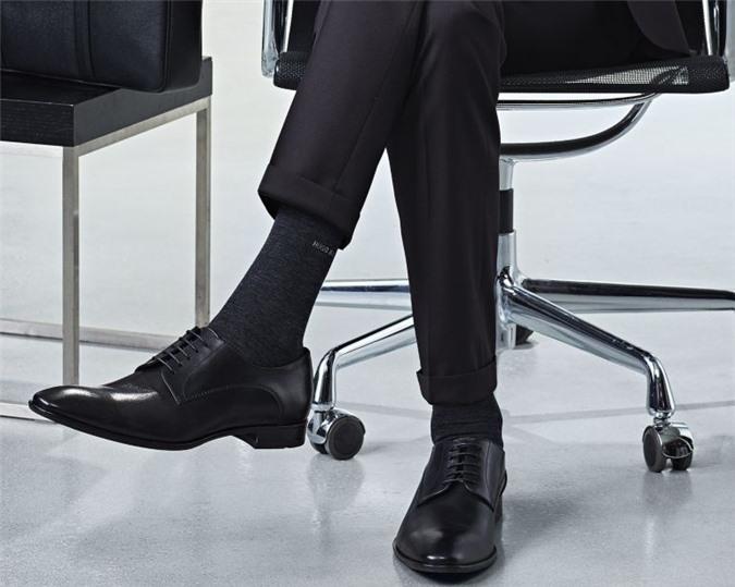 Nam giới đi giày tây cùng suit thế nào mới đúng chuẩn? ảnh 04