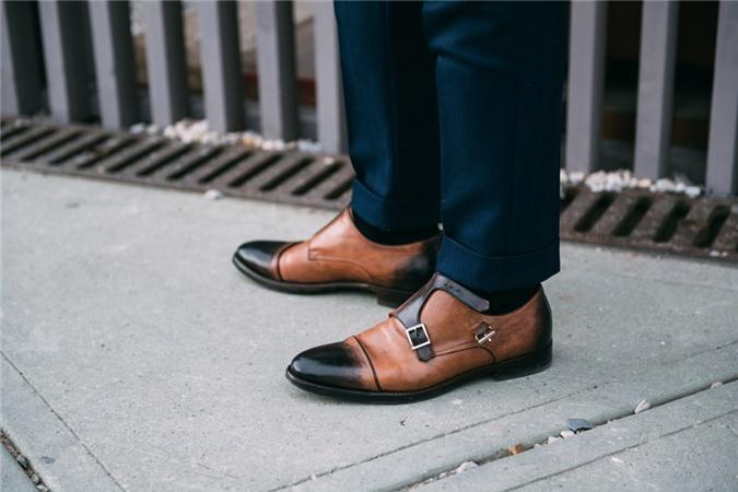 Nam giới đi giày tây cùng suit thế nào mới đúng chuẩn? ảnh 05