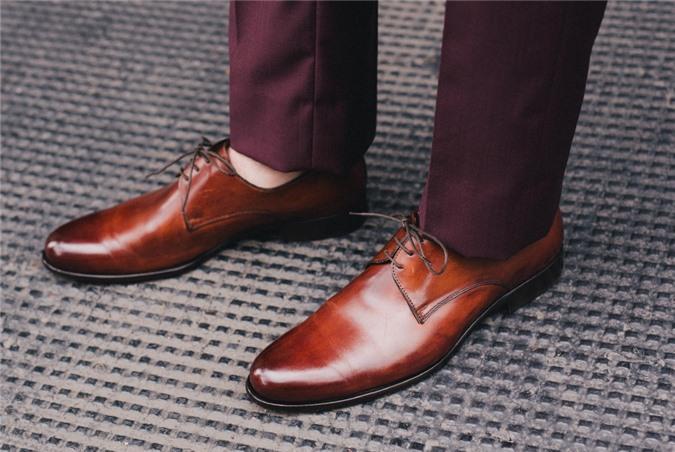 Nam giới đi giày tây cùng suit thế nào mới đúng chuẩn? ảnh 07