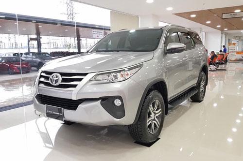 Toyota Fortuner. Ảnh: Toyota Buôn Ma Thuột.