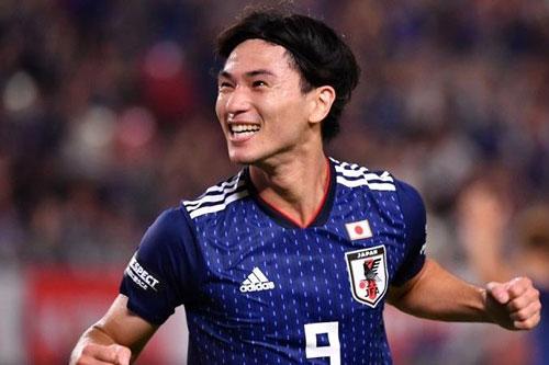 =7. Takumi Minamino (Nhật Bản - Giá trị chuyển nhượng khoảng 10 triệu euro).