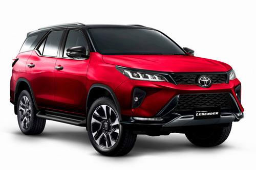 Chi tiết Toyota Fortuner 2020: 'Lột xác' hoàn toàn, động cơ tăng áp, giá gần 1 tỷ đồng