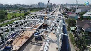 Cuối năm 2020, đoàn tàu đầu tiên tuyến Metro Bến Thành -  Suối Tiên về Việt Nam