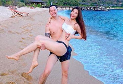 Diễm My 9x diện bikini khoe body cực chuẩn nhưng khoảnh khắc tình tứ bên bạn trai doanh nhân mới chiếm spotlight