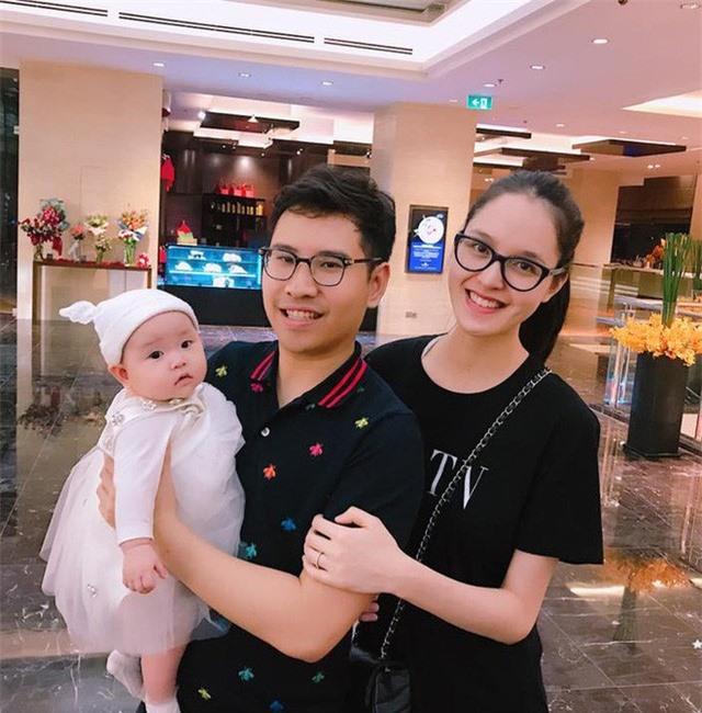 Cuộc sống hôn nhân của top 3 Hoa hậu Việt Nam 2012 - Ảnh 10.
