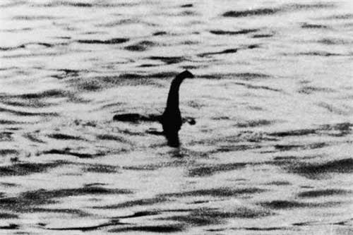 Google phát hiện dấu tích quái vật hồ Loch Ness? - 2
