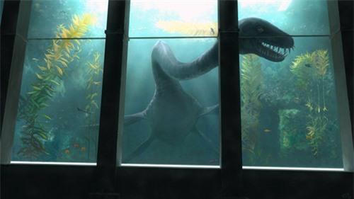 Khủng long biển cổ dài chính là quái vật hồ Loch Ness? - 1