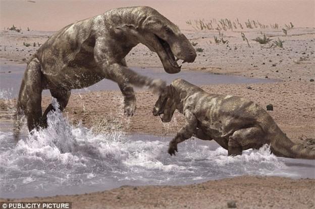 Quái thú khát máu mang khối u cổ xưa nhất Trái đất - ảnh 1