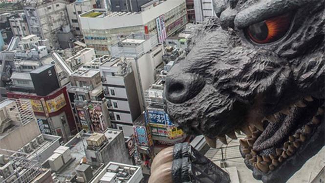 Rùng mình với khách sạn quái vật ở Nhật Bản - ảnh 3