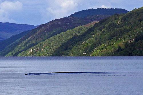 Thêm một bằng chứng về quái vật hồ Loch Ness?
