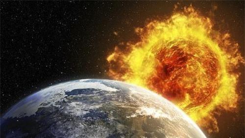 Trái đất chỉ có 12 giờ để đối phó với bão Mặt Trời - 1