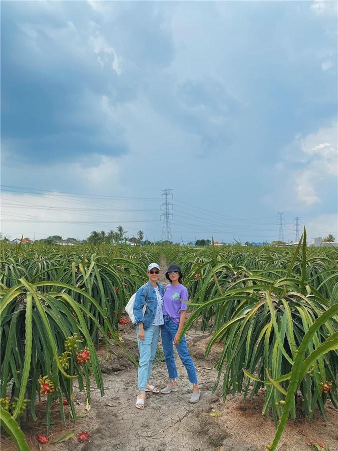 Về quê làm vườn, trồng cây, Hà Tăng vẫn thể hiện thần thái đỉnh cao không ai sánh kịp 1