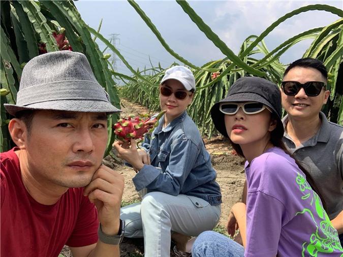 Về quê làm vườn, trồng cây, Hà Tăng vẫn thể hiện thần thái đỉnh cao không ai sánh kịp 4