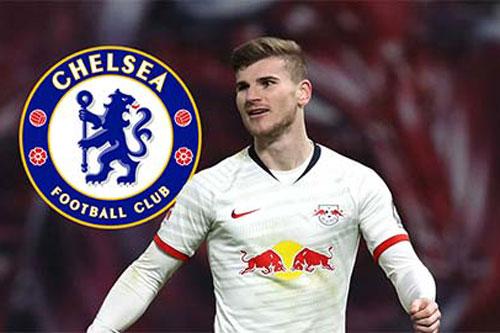 RB Leipzig bất ngờ 'lật kèo' Chelsea vụ Werner