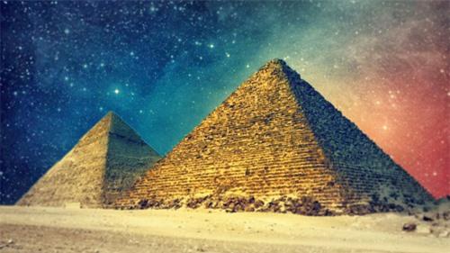 Phát hiện hai khoang bí mật trong kim tự tháp Ai Cập - 3