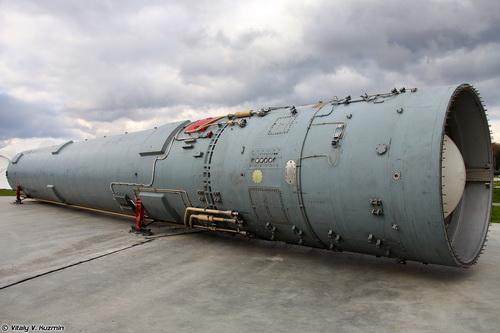 Nga sẽ tự hoán cải tên lửa đạn đạo RS-18B thành tên lửa vũ trụ Rokot mà không cần Ukraine. Ảnh: RIA Novosti.