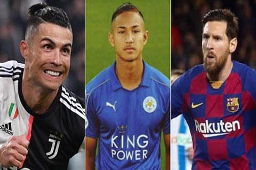 Faiq Bolkiah (ảnh giữa) là cầu thủ giầu nhất thế giới hiện nay